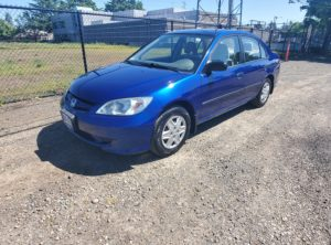 2004 Honda Civic Value Edition Sedan 4D