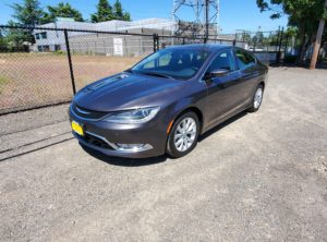 2016 Chrysler 200C Sedan 4D