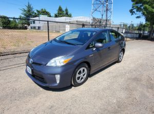 2015 Toyota Prius One Hatchback 4D