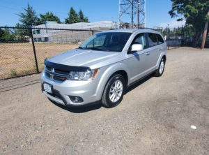 2014 Dodge Journey SXT SUV 4D