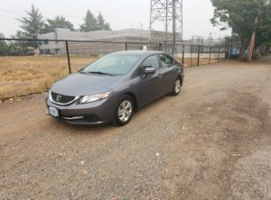2014 Honda Civic LX Sedan 4D
