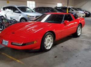 1993 Chevrolet Corvette Coupe 2D