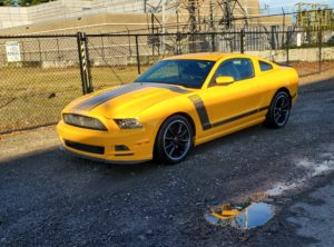 2013 Ford Mustang Boss 302 Coupe 2D
