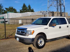 2013 Ford F150 SuperCrew Cab XLT Pickup 4D 6.5ft