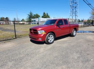 2012 Ram 1500 Quad Cab ST Pickup 4D 6.33 ft