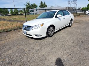 2012 Toyota Avalon Limited Sedan 4D